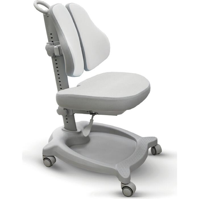 Кресло детское Mealux ErgoKids GT Y-403 G ortopedic обивка серая однотонная