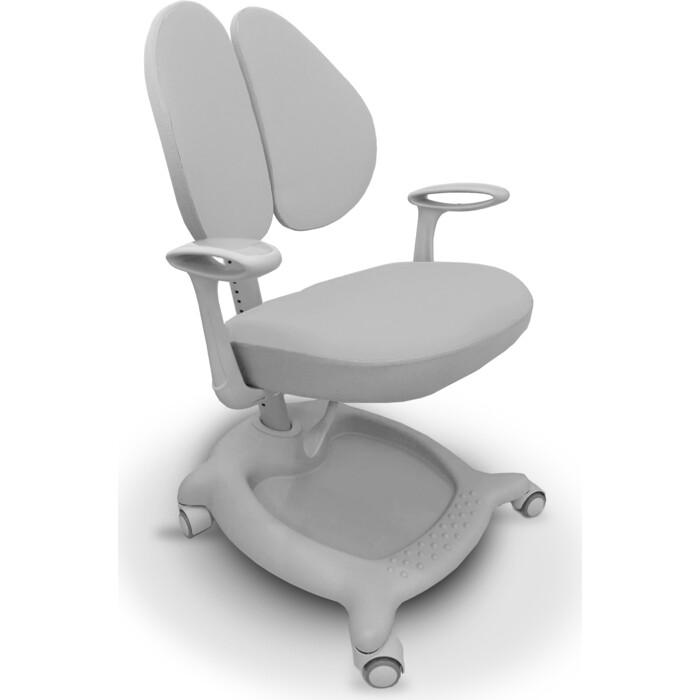 Кресло детское Mealux ErgoKids GT Y-404 G ortopedic обивка серая однотонная