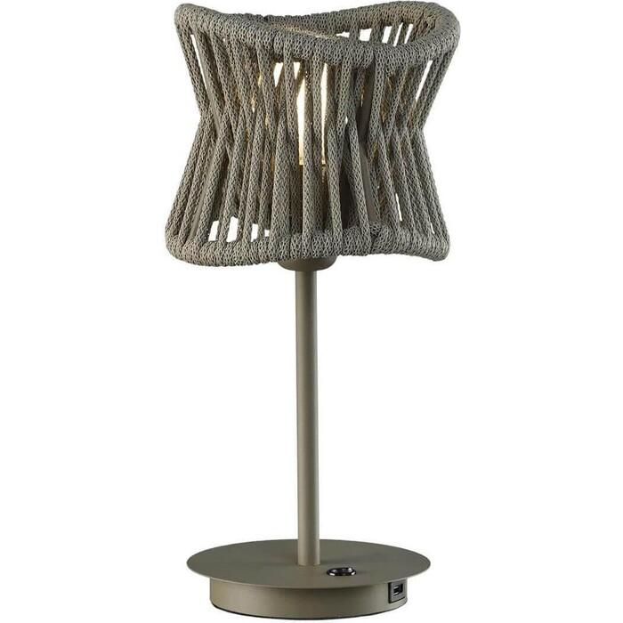 Настольная лампа Mantra Polinesia 7134
