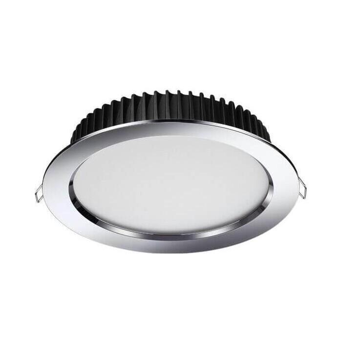 Встраиваемый светодиодный светильник Novotech Drum 358303