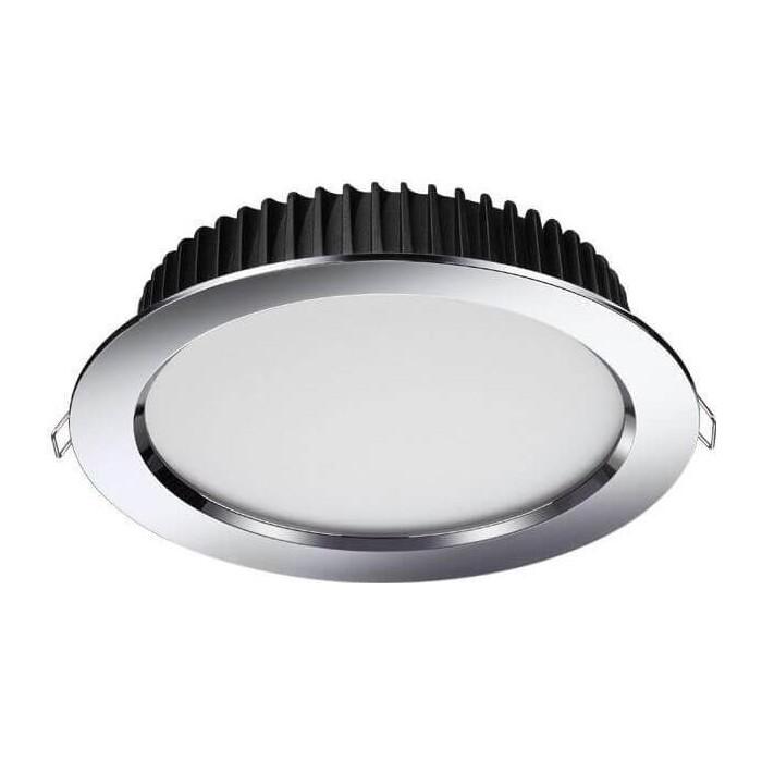 Встраиваемый светодиодный светильник Novotech Drum 358305