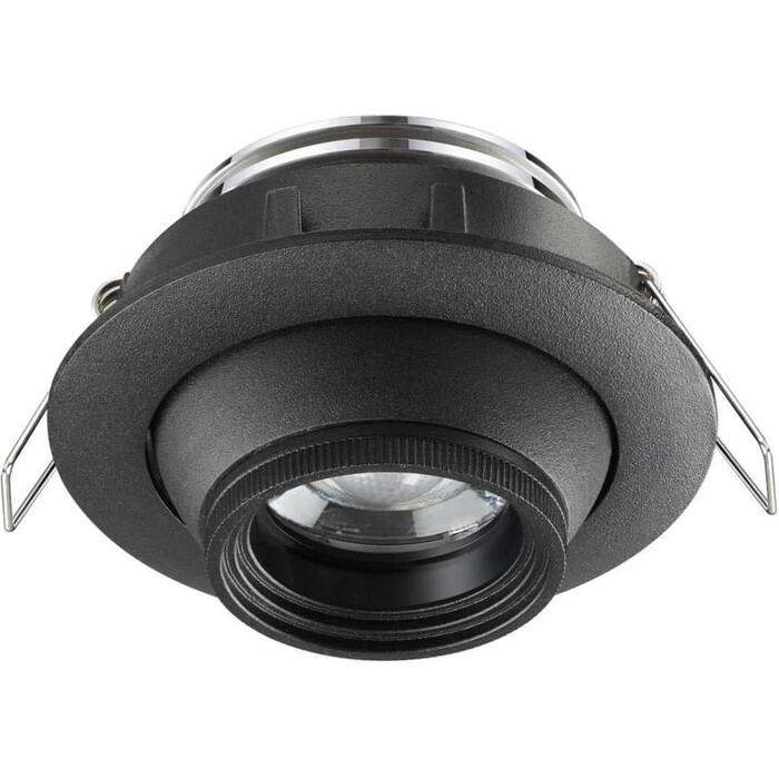 Встраиваемый светодиодный светильник Novotech Horn 358444