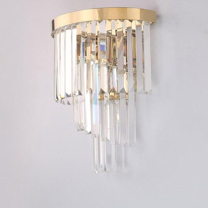 Светильник Newport Настенный 31103/A gold right M0063335
