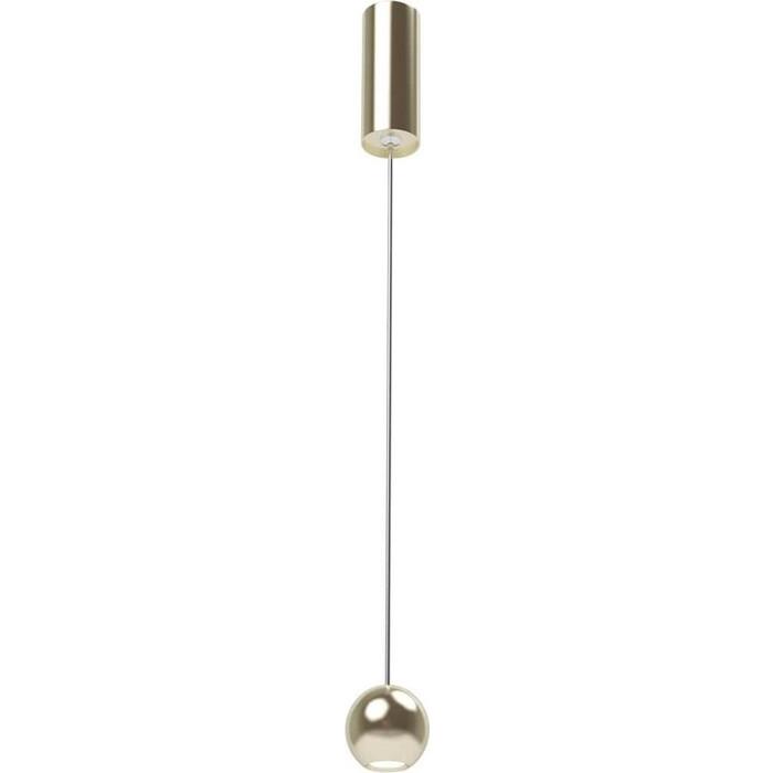 Светильник Maytoni Подвесной светодиодный Harmat P067PL-L5G3K