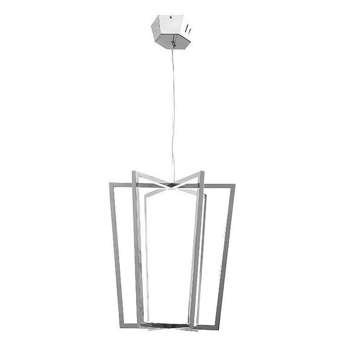 Светильник Newport Подвесной светодиодный 15324/C chrome M0063270 delight collection подвесной светильник volver chrome 5
