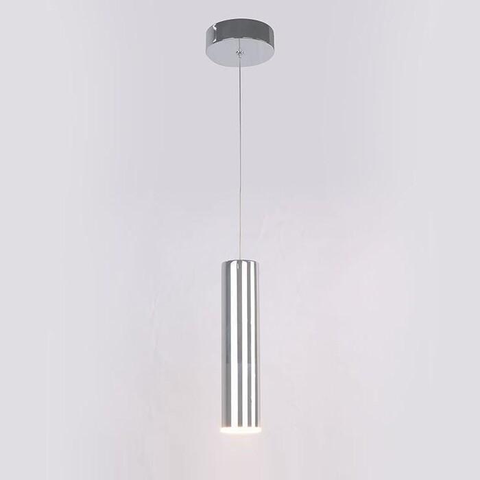 Светильник Newport Подвесной светодиодный 15401/S chrome M0063271 delight collection подвесной светильник volver chrome 5