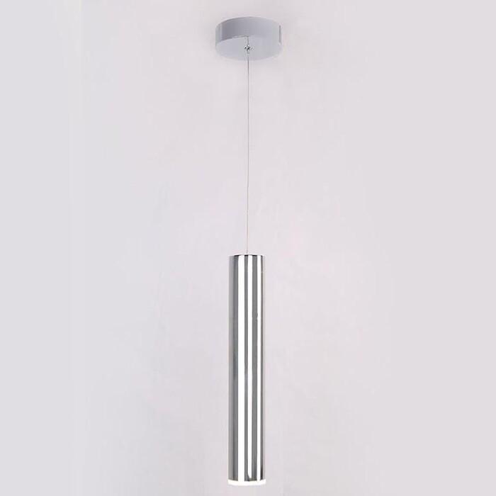 Светильник Newport Подвесной светодиодный 15402/S chrome M0063272 delight collection подвесной светильник volver chrome 5