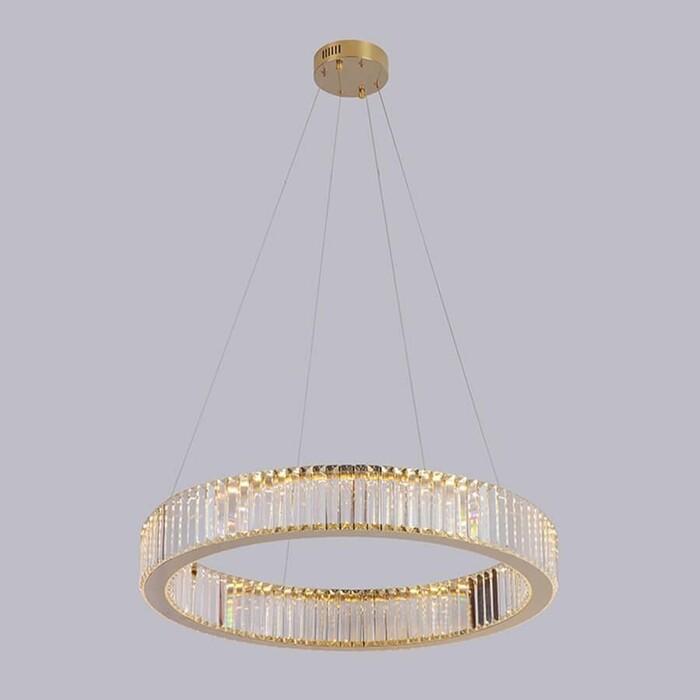 Светильник Newport Подвесной светодиодный 8441/S gold new M0062812