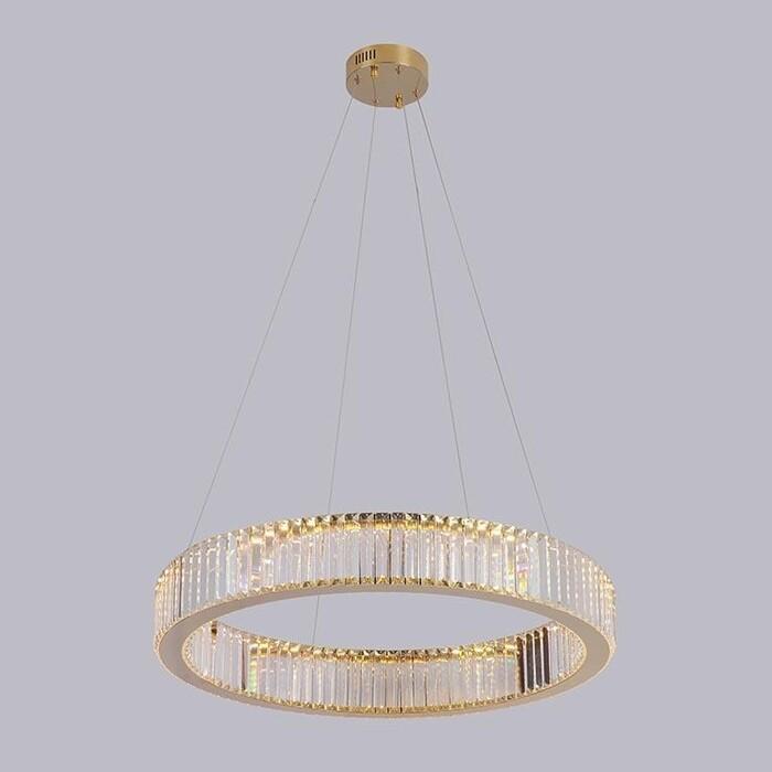 Светильник Newport Подвесной светодиодный 8442/S gold new M0062804