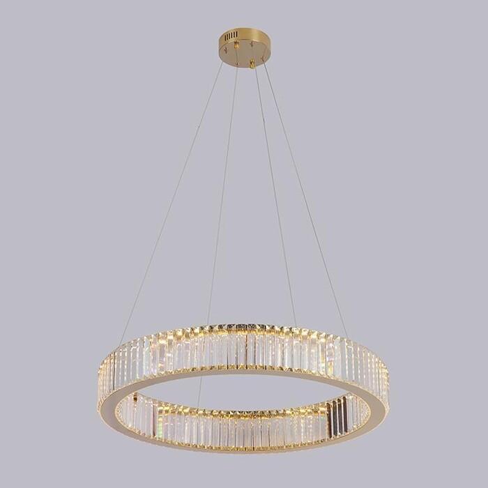 Светильник Newport Подвесной светодиодный 8443/S gold new M0062805