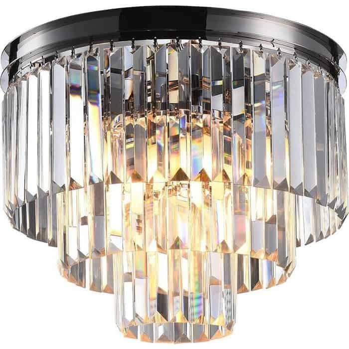 Светильник Newport Потолочный 31106/PL Nickel M0062668 светильник newport потолочный 8410 pl m0057167