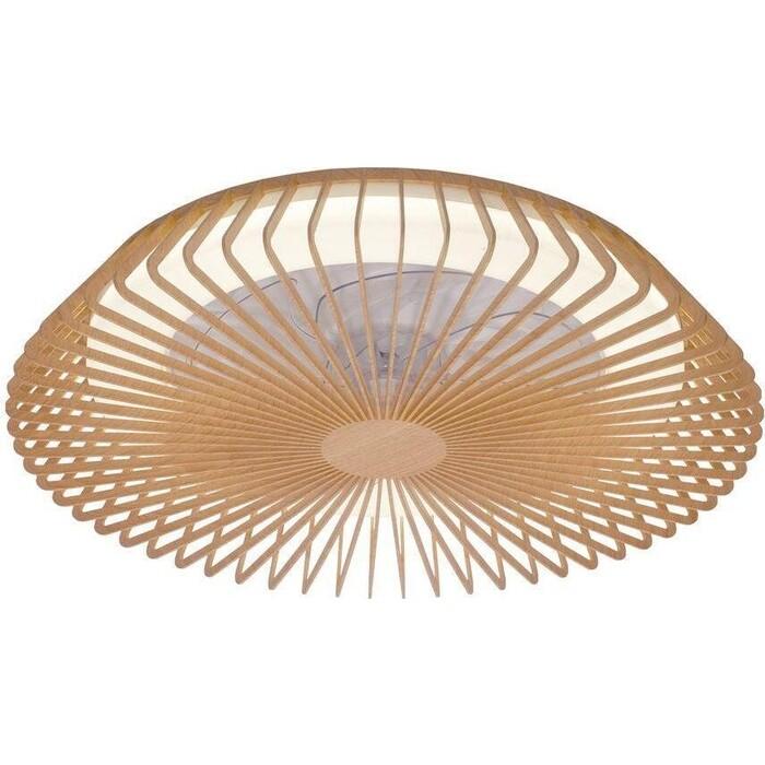 Люстра Mantra Потолочная светодиодная люстра-вентилятор Himalaya 7128
