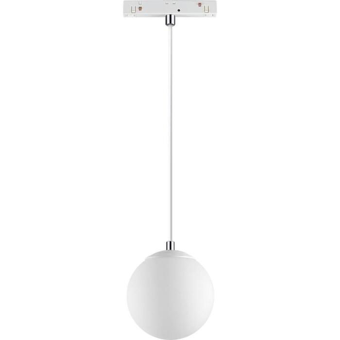 Светильник Novotech Трековый светодиодный Flum 358471