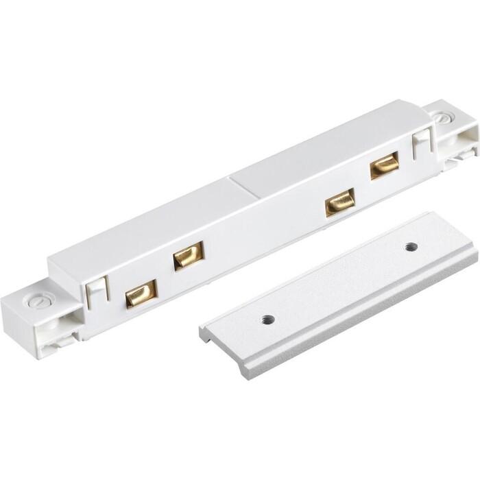 Коннектор питания Novotech Коннектор прямой Flum 135102