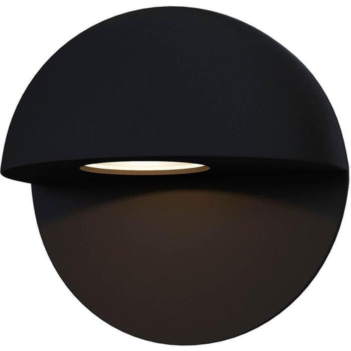 Светильник Maytoni Уличный настенный светодиодный Mezzo O033WL-L3B3K