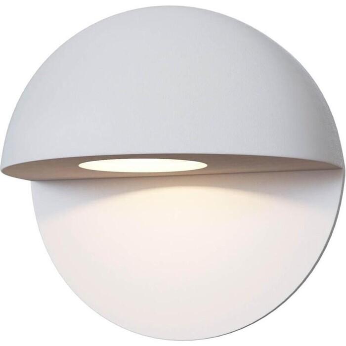 Светильник Maytoni Уличный настенный светодиодный Mezzo O033WL-L3W3K