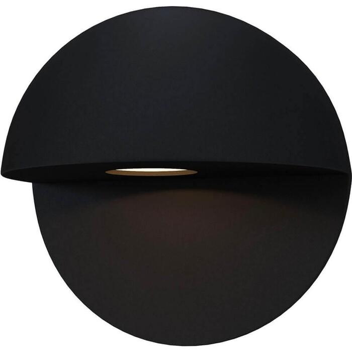 Светильник Maytoni Уличный настенный светодиодный Mezzo O033WL-L7B3K