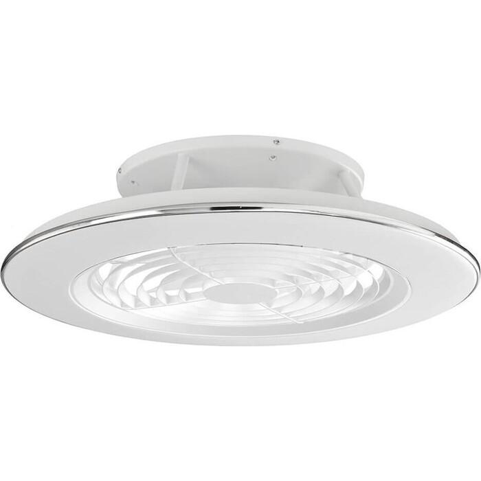 Люстра Mantra Светодиодная люстра-вентилятор Alisio 6705