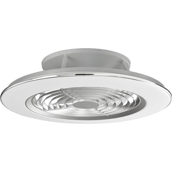 Люстра Mantra Светодиодная люстра-вентилятор Alisio 6706