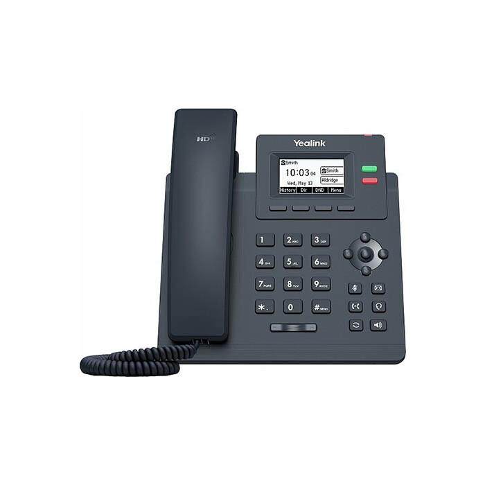 SIP-телефон Yealink SIP-T31 (БП в комплекте)