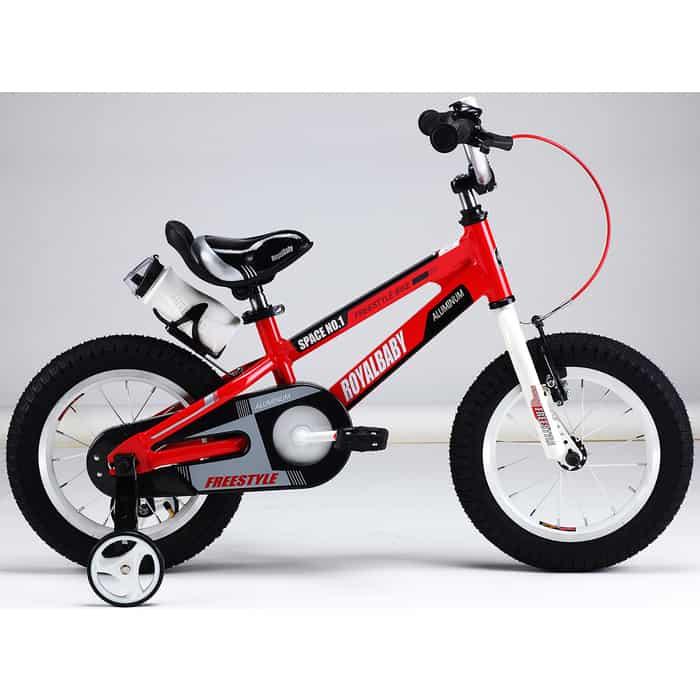 Велосипед Royal Baby Freestyle Space №1 14 (2020) красный one size