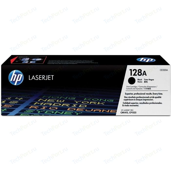 Kартридж HP CE320AD