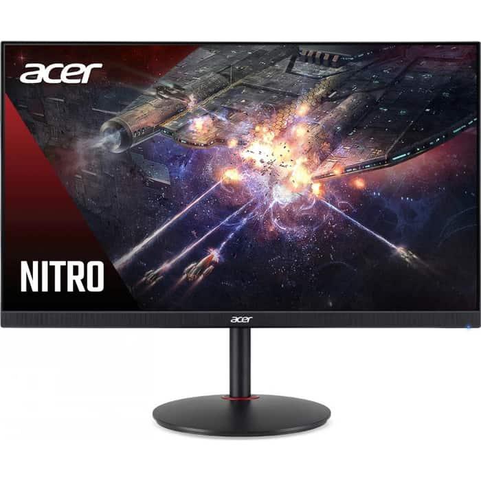 Монитор Acer Nitro XV270Ubmiiprx монитор acer nitro xz272pbmiiphx