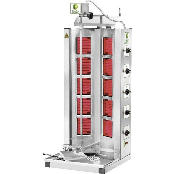 Электрогриль для шаурмы FIMAR GYR 100 (GYR100405T)