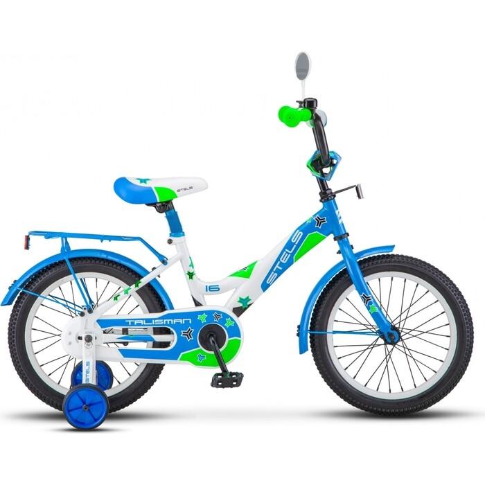 Велосипед Stels Talisman 16 Z010 (2018) 11 синий