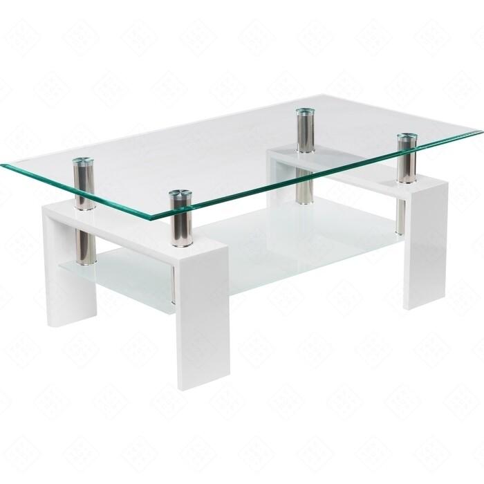 Журнальный столик Woodville CT1-052 white