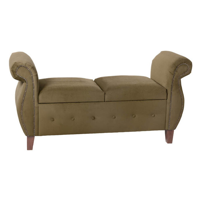 Фото - Банкетка Мебельстория Серра-1Т коричневый велюр банкетка мебельстория серра 1т бежевый велюр