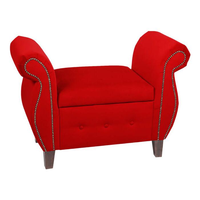 Фото - Банкетка Мебельстория Серра-2Т красный велюр банкетка мебельстория серра 1т бежевый велюр