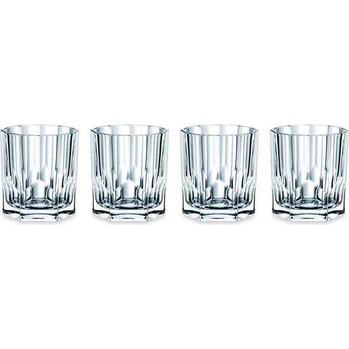 Фото - Набор стаканов Nachtmann 4 предмета низких 324 мл (92126) набор высоких стаканов nachtmann 4 предмета 445 мл 101049