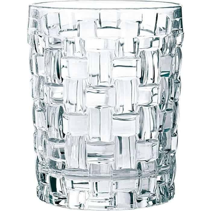Фото - Набор стаканов Nachtmann 4 предмета низких для виски 330 мл (92076) набор высоких стаканов nachtmann 4 предмета 445 мл 101049