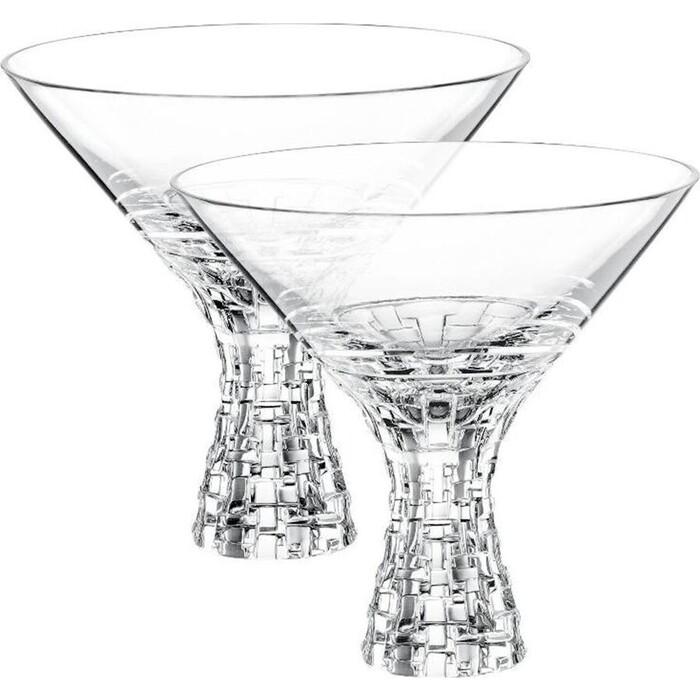 Набор фужеров Nachtmann 2 предмета для мартини 340 мл (99678) набор фужеров nachtmann 2 предмета bordeaux 98062