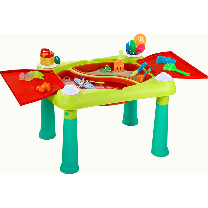 Игровой стол Keter Sand & Water Table -MAYGRN-STD(231587)