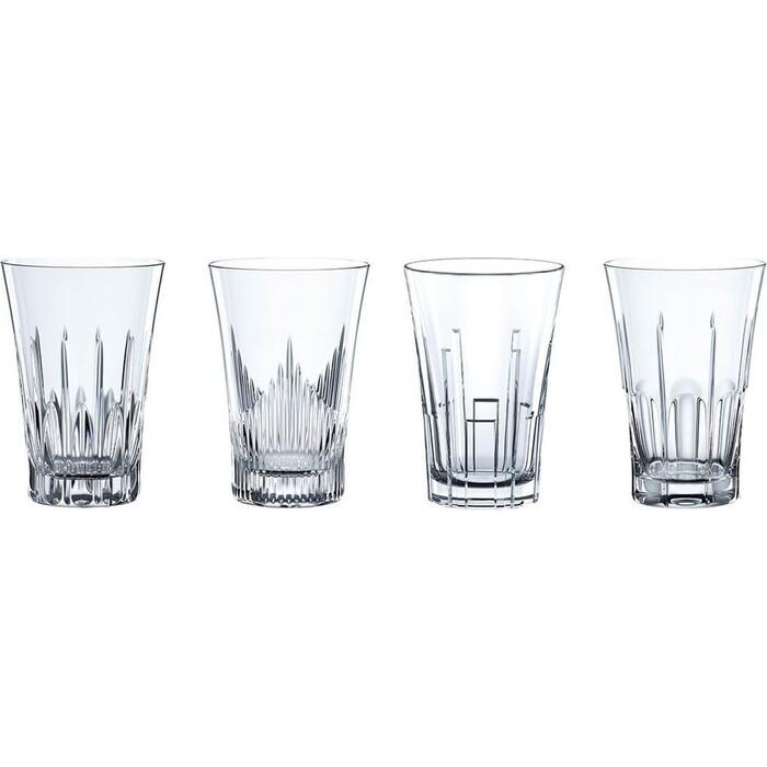 Фото - Набор стаканов Nachtmann 4 предмета высоких 344 мл (103243) набор высоких стаканов nachtmann 4 предмета 445 мл 101049