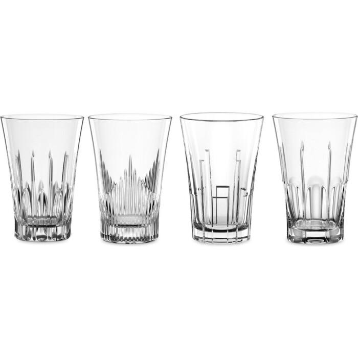 Фото - Набор стаканов Nachtmann 4 предмета высоких 405 мл (103245) набор высоких стаканов nachtmann 4 предмета 445 мл 101049