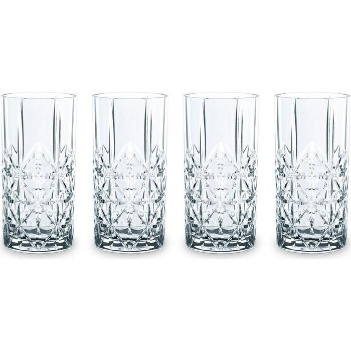 Фото - Набор стаканов Nachtmann 4 предмета (97784) набор высоких стаканов nachtmann 4 предмета 445 мл 101049