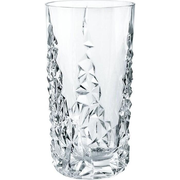 Фото - Набор стаканов Nachtmann 4 предмета высоких 420 мл хрусталь (101967) набор высоких стаканов nachtmann 4 предмета 445 мл 101049