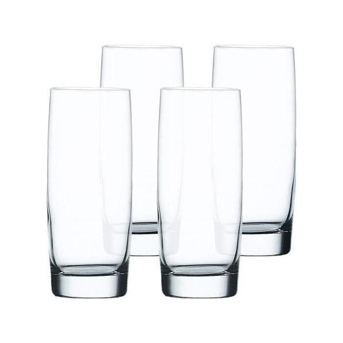 Фото - Набор высоких стаканов Nachtmann 4 предмета 413 мл (92041) набор высоких стаканов nachtmann 4 предмета 445 мл 101049