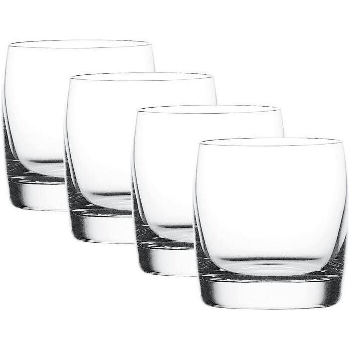Фото - Набор стаканов Nachtmann для виски 4 предмета 315 мл (92040) набор высоких стаканов nachtmann 4 предмета 445 мл 101049