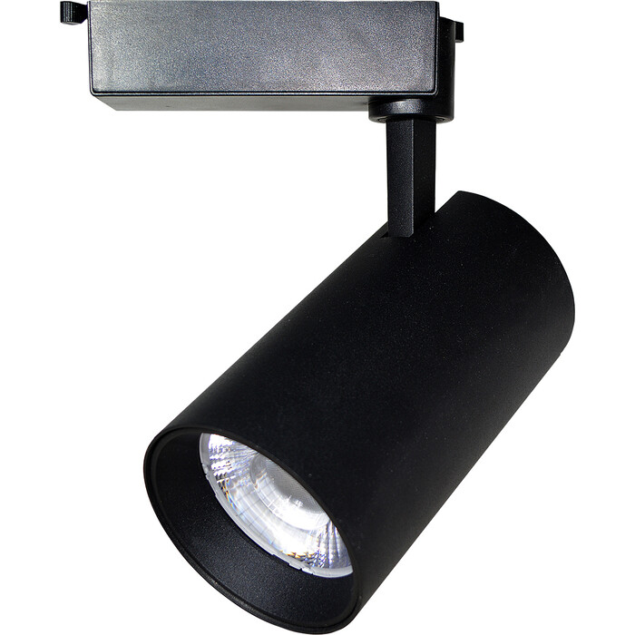 Светильник IMAGE 40W на однофазный трек 220V, LED 4200K, Черный (IL.0010.2175)