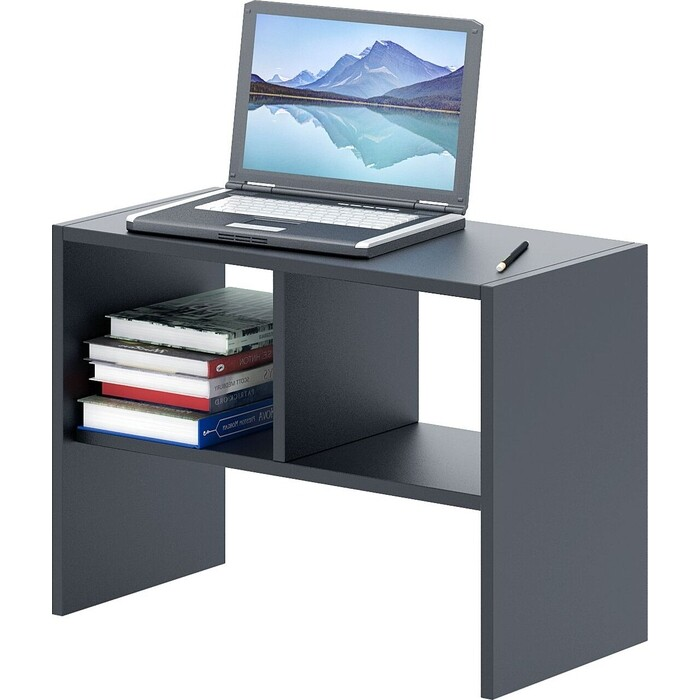 Журнальный столик Мастер Арто-27 черный МСТ-СЖА-27-ЧР-16