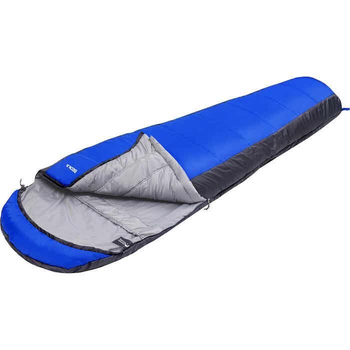 Спальный мешок Jungle Camp Bizon Jr, трехсезонный, левая молния