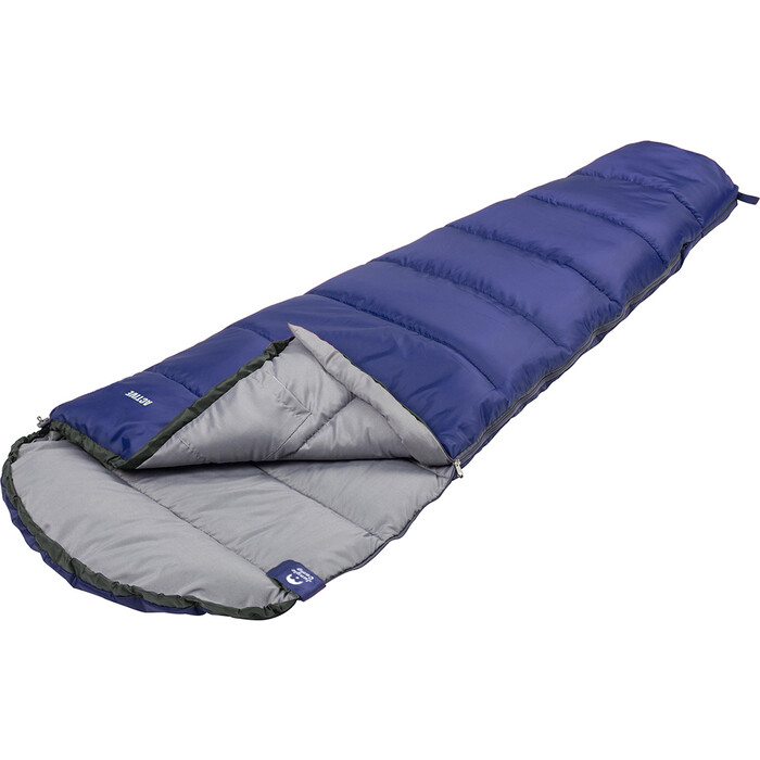 Спальный мешок Jungle Camp Active, левая молния