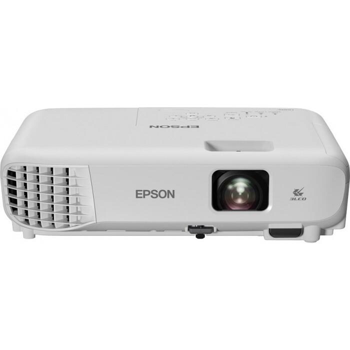Фото - Проектор Epson EB-E01 проектор epson eb x06 белый [v11h972040]