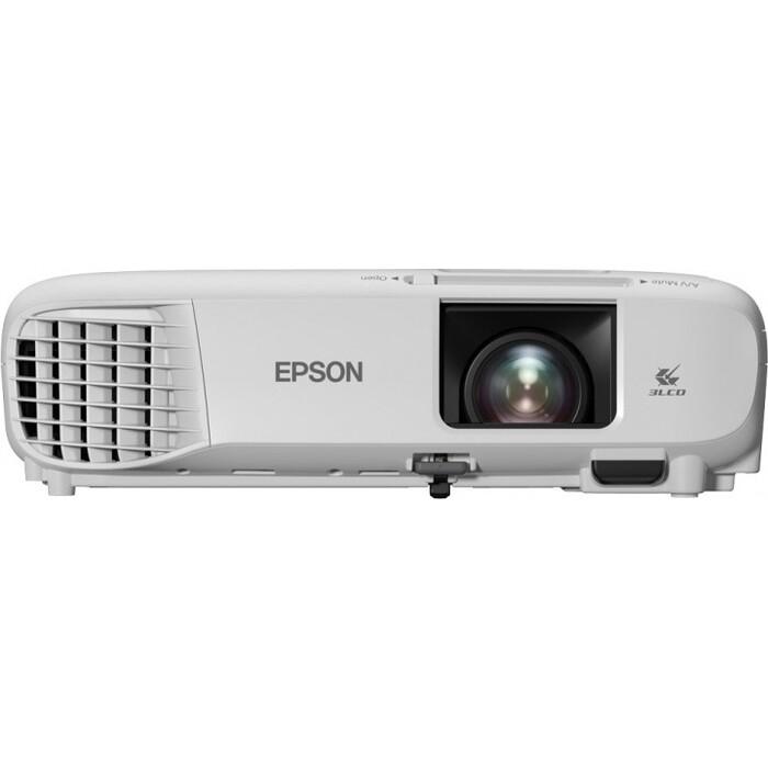 Фото - Проектор Epson EB-FH06 проектор epson eb x06 белый [v11h972040]