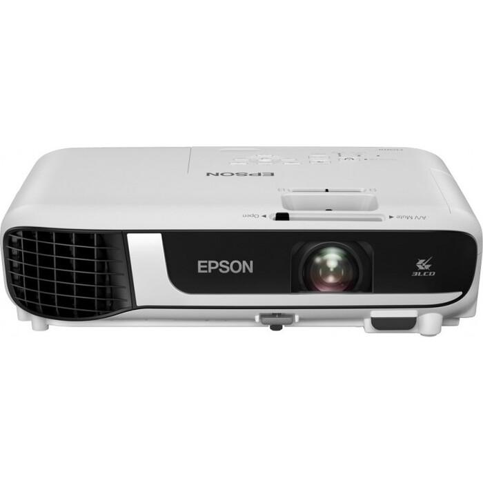 Фото - Проектор Epson EB-X51 проектор epson eb x06 белый [v11h972040]