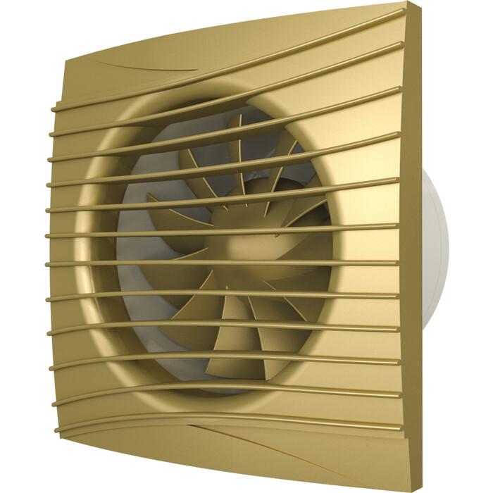 Вентилятор DiCiTi Silent D100 с обратным клапаном (SILENT 4C champagne)